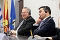 Επίσκεψη, Υπουργού Εξωτερικών, Ν. Κοτζιά στην πΓΔΜ – Συνάντηση ΥΠΕΞ, Ν. Κοτζιά, με Πρωθυπουργό της πΓΔΜ, Z. Zaev (23.03.2018) (27098678198).jpg
