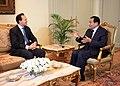 Περιοδεία ΥΠΕΞ, κ. Δ. Δρούτσα, στη Μέση Ανατολή Αίγυπτος - Foreign Minister, Mr. D. Droutsas Tours Middle East Egypt (19.10.2010) (5096711664).jpg