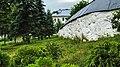 Ансамбль Святогорского монастыря, Стены, Пушкинские Горы.jpg