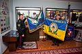 Бойовий прапор Керченської бригади НГУ переданий до Центрального музею НГУ 9707 (25780995743).jpg