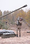 """Бойові стрільби артилерійських підрозділів на полігоні """"Дівички"""" (30052740943).jpg"""