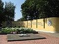 Братська могила воїнів радянської армії, вул. Калініна,19.JPG