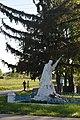 Братська могила рад. воїнів, які загинули в листопаді 1943 р DSC 0647.jpg