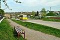 Велика Лука - На центральній вулиці села - Рейсовий автобус «Тернопіль–Велика Лука» - 14044744.jpg