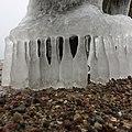 Волнорезы зимой, береговая линия от Королевского Бора.jpg