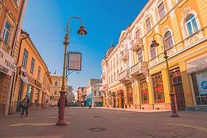 Історичний центр Івано-Франківська