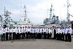 В українських ВМС після 7-річної перерви відновлено катерну практику майбутніх офіцерів із заходами до іноземних портів (30128160845).jpg