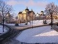 Жовква, костел Св. Лаврентія, башта-дзвіниця та комплекс Василіянського монастиря.jpg