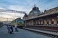 Залізничний вокзал. Жмеринка P1420724.jpg