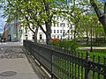 Кронштадт. Екатерининский парк, ограда02.jpg