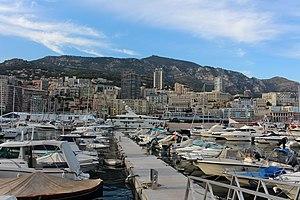 La Condamine - Image: Ла Кондамин. Монако. В порту. panoramio