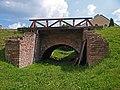 Луцький замок - Замковий міст P1070938.JPG