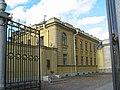 Петропавловская крепость. Церковный дом04.jpg
