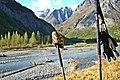 Туристическая стоянка в долине реки Карагем.jpg
