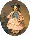 Турчанинов Капитон Фёдорович - Портрет девочки (1862).jpg