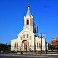 Храм святых Петра и Павла, Салехард, ул. Свердлова, 6 - panoramio.jpg