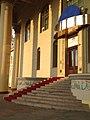 Центральный московский ипподром. Лестница под портиком.jpg