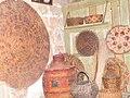קליעת סלים מוזיאון אוצרות החומה עכו העתיקה.JPG