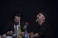 تئاتر باغ وحش شیشه ای به کارگردانی محمد حسینی در قم به روی صحنه رفت - عکاس- مصطفی معراجی 26.jpg