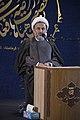 سخنرانی علیرضا پناهیان در جمع هیئت های مذهبی در قصر شیرین به مناسبت بیست و دوم بهمن ماه Alireza Panahian 25.jpg
