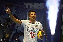 لیگ جهانی والیبال-دیدار ایران و صربستان-۱.jpg