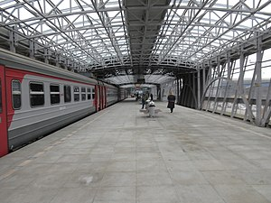 Vladivostok International Airport - Vladivostok-Knevichi Railway Station