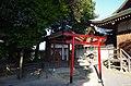 八幡神社(住吉神社境内社) 豊中市若竹町1丁目 2013.12.01 - panoramio.jpg