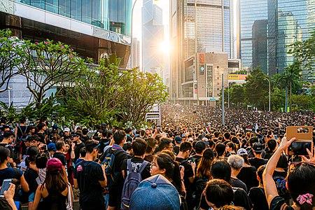 Biểu tình tại Hồng Kông 2019–2020