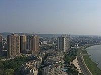 四川省江油市三合镇与长城街道鸟瞰.jpg