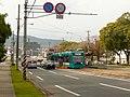 広島電鉄 福島町電停付近 Fukushimacho 2011.1.05 - panoramio.jpg