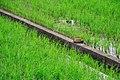 恩田川沿いの田園地帯, Rural fields along by the Onda river - panoramio.jpg