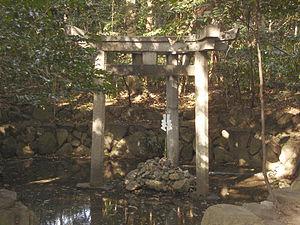 Mihashira Torii - Mihashira Torii at Konoshima Shrine