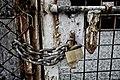 馬灣 - Most of the village is abandoned and locked up like this (8084386771).jpg