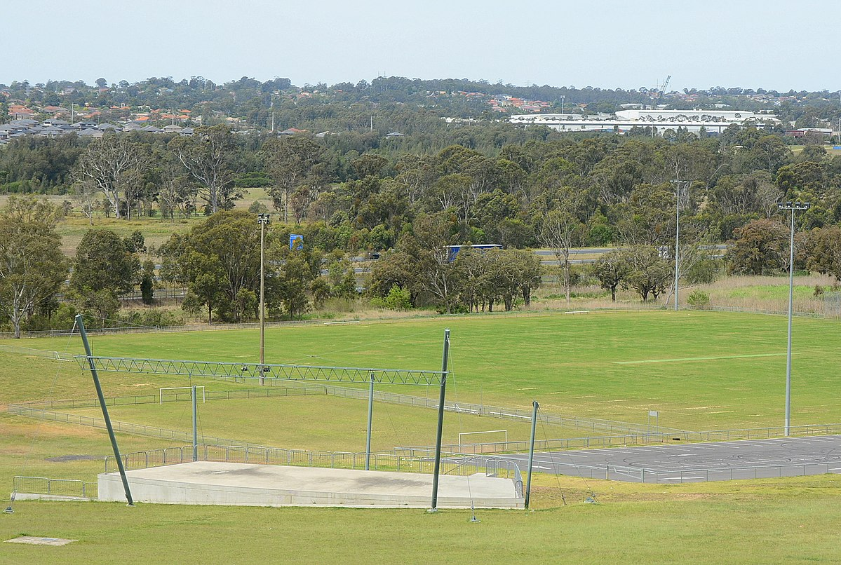 Rooty Hill historic site - Wikipedia