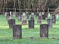 -2020-12-28 Royal British Legion Halsey House Burial plot for Ex-Servicemen, New Cromer town cemetery, Holt Road, Cromer, Norfolk (2).JPG