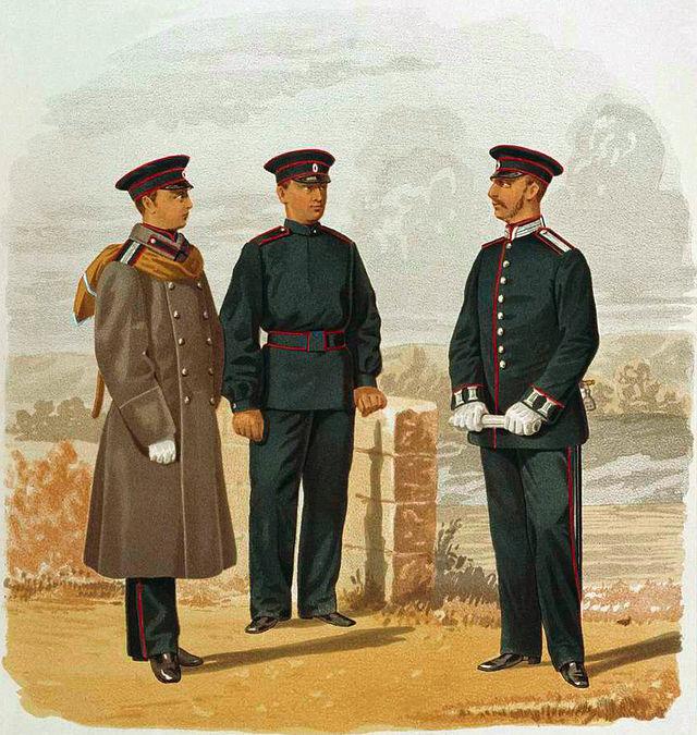 чиновники царской охранки форма одежды картинки хорошо