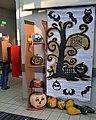 02015 Halloween Dekorationen - Beskiden 2015, Polen.jpg