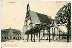02180-Kamenz-1901-Post und Wendische Kirche-Brück & Sohn Kunstverlag.jpg