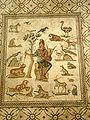 0355 - Palermo, Museo archeologico - Mosaico di Orfeo - Foto Giovanni Dall'Orto, 23-Oct-2006.jpg