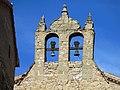 099 Santa Maria de Montsonís, campanar.JPG
