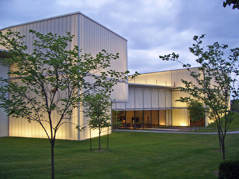 Museo Nelson-Atkins (Kansas City – Estados Unidos)