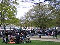 1. Mai 2013 in Hannover. Gute Arbeit. Sichere Rente. Soziales Europa. Umzug vom Freizeitheim Linden zum Klagesmarkt. Menschen und Aktivitäten (246).jpg