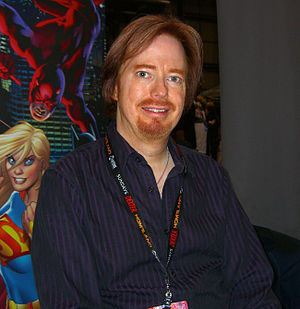 Paul Mounts - Mounts at the 2011 New York Comic Con.