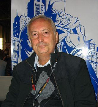 Sandu Florea - Florea at the 2011 New York Comic Con.