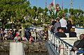 100 Jahre Dampfschiff Stadt Rapperwil - Hafenfest Rapperswil - 'Rosenempfang' 2014-05-23 19-36-51.JPG