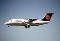 101bw - Lufthansa Avro RJ 85; D-AVRQ@ZRH;01.08.2000 (5362917403).jpg