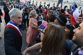 11 Marzo 2018, Ministra Cecilia Perez participa en la llegada del Prdte. Sebastian Piñera a La Moneda. (40713536192).jpg