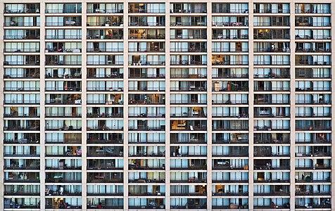 Apartments of 1390 Market Street, San Francisco