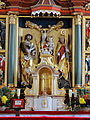130413 Main altar of Saint John the Baptist church in Cegłów - 02.jpg