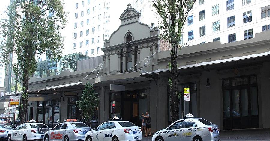 139-153 Sussex Street, Sydney